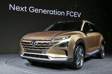 Hyundai tiet lo xe tuong lai thay the Tucson FCV - Anh 1