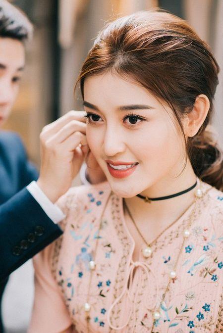 A hau Huyen My tat bat chon hang hieu chuan bi cho Miss Grand International 2017 - Anh 1