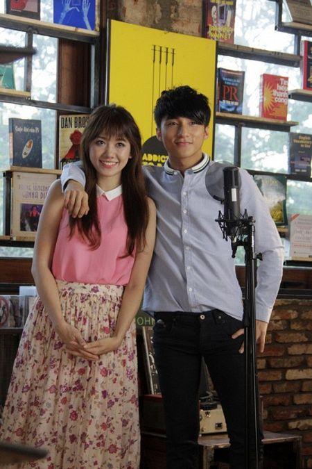 Hari Won he lo hinh anh 'bang thanh ngoc khiet' cho du an web-drama 'Thien Y' - Anh 1