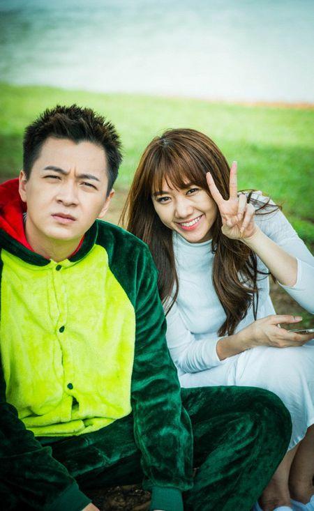 Hari Won he lo hinh anh 'bang thanh ngoc khiet' cho du an web-drama 'Thien Y' - Anh 3