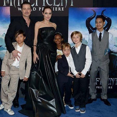 Nhu tro dua: Chua kip mung vi thong tin tai hop, Brad Pitt khien fan 'khoc rong' khi bat ngo day nhanh qua trinh ly hon voi Angelina Jolie - Anh 2