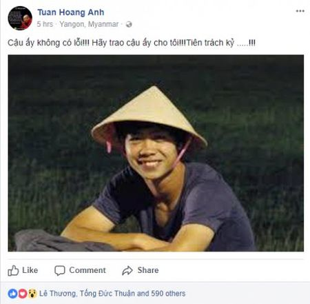 'Muon' Cong Phuong, HLV Hoang Anh Tuan lo y dinh muon nam tuyen VN? - Anh 1