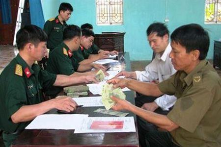 Che do tro cap hang thang cho thuong binh duoc tang tu 1.7 - Anh 1
