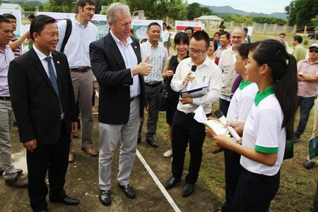 Hoa Ky ho tro tinh Quang Nam 24 trieu USD bao ton voi - Anh 1