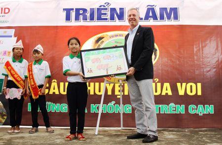Hoa Ky ho tro tinh Quang Nam 24 trieu USD bao ton voi - Anh 2