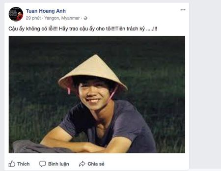 "Chien thang 8-1 cua U18 Viet Nam, HLV Hoang Anh Tuan ""ghi diem"" voi... Cong Phuong - Anh 3"