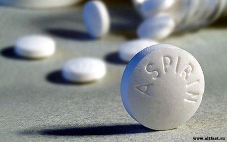 Canh bao mat trai cua viec su dung thuoc aspirin - Anh 1