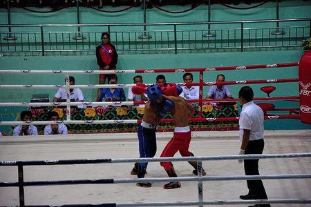 Khai mac Giai Vo dich toan quoc mon Kick Boxing nam 2017 - Anh 11