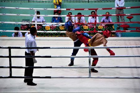 Khai mac Giai Vo dich toan quoc mon Kick Boxing nam 2017 - Anh 12