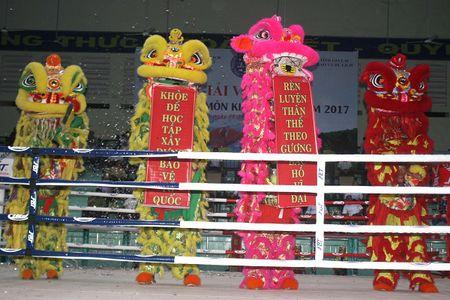 Khai mac Giai Vo dich toan quoc mon Kick Boxing nam 2017 - Anh 4