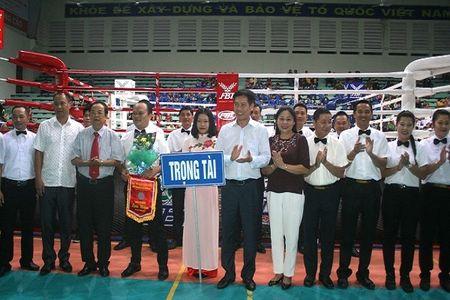 Khai mac Giai Vo dich toan quoc mon Kick Boxing nam 2017 - Anh 6