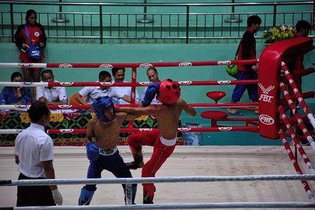 Khai mac Giai Vo dich toan quoc mon Kick Boxing nam 2017 - Anh 9
