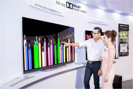 TV mong nhat Viet Nam co gia tu 350 trieu dong - Anh 1