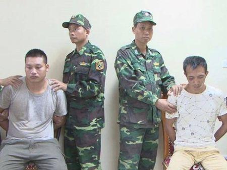 2 nghi can giet nguoi o Ha Noi bi bat tai Trung Quoc - Anh 1