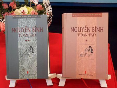 Ra mat Nguyen Binh toan tap nhan 100 nam sinh nhat ong - Anh 3