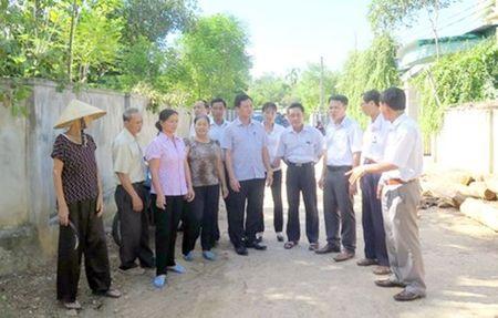 Nang cao chat luong hoat dong to chuc thon, to dan pho (Tiep theo va het) (*) - Anh 1