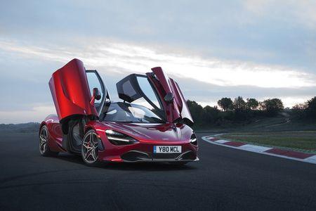 McLaren trinh lang 2 sieu pham Spider 570S va 720S - Anh 1