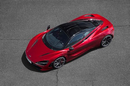 McLaren trinh lang 2 sieu pham Spider 570S va 720S - Anh 2
