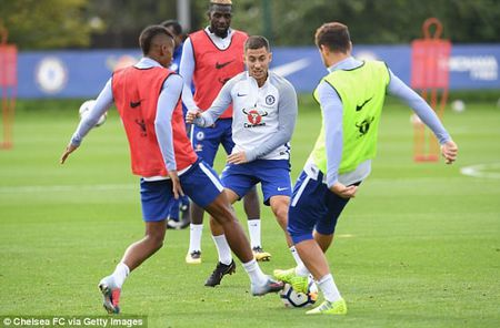 Tan binh cua Chelsea san sang ra mat o Premier League - Anh 5