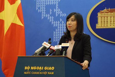 Viet Nam yeu cau dieu tra vu cong dan Viet Nam tu vong tai Dai Loan - Anh 1