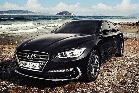 10 oto ban chay nhat Han Quoc thang 8/2017: Hyundai ba chu - Anh 1