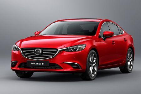 Loat xe Mazda giam gia trong thang 9, muc giam cao nhat 106 trieu - Anh 1
