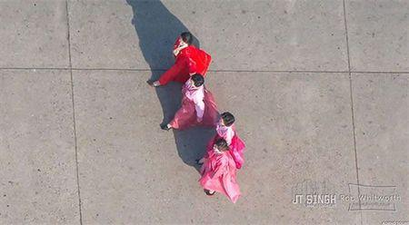 Nhung hinh anh Kim Jong-un muon the gioi biet ve Binh Nhuong - Anh 2