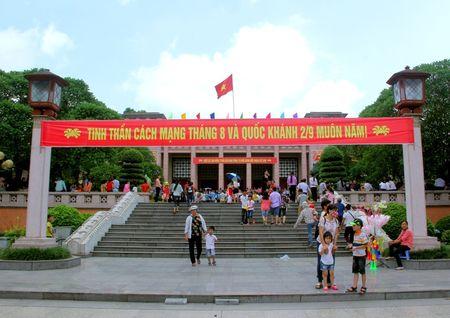 Bao tang Van hoa cac dan toc Viet Nam don hon 12 nghin luot du khach dip Quoc khanh - Anh 1