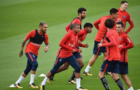Bo doi dat nhat the gioi Mbappe va Neymar than thiet trong lan dau tap chung o PSG - Anh 8