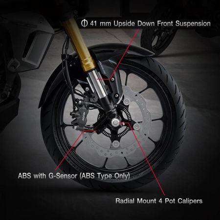 Can canh Honda CB150R ExMotion 2017 moi gia tu 68 trieu tai Thai Lan - Anh 3