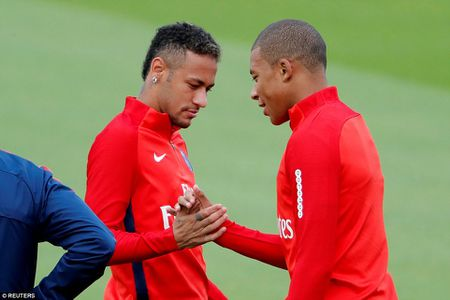 Can canh: Neymar hao hung chao don 'than dong' Mbappe o PSG - Anh 2