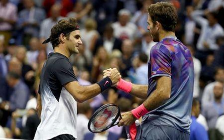 Guc nga truoc Del Portro, Federer loi hen voi Nadal o ban ket US Open - Anh 1