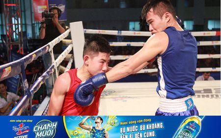 Tran thang knockout an tuong tai giai boxing tranh dai vo dich Number1 - Anh 3