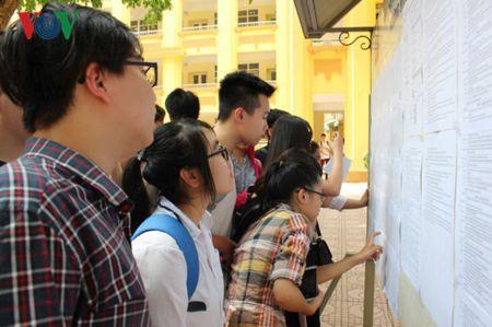 Du thao phuong an thi THPT 2018: Nen giu on dinh nhu nam 2017 - Anh 1
