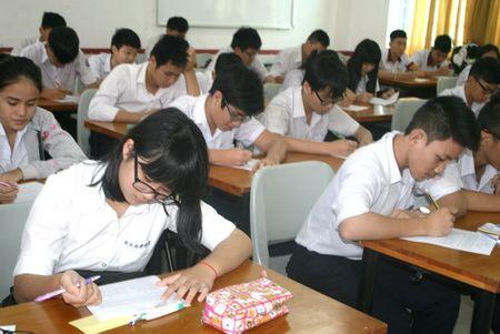 Gia Lai: To chuc kiem tra chat luong dau nam hoc cho hoc sinh lop 12 - Anh 1