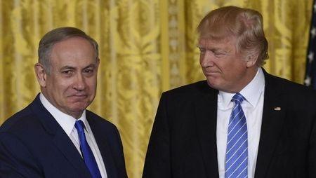 Thu tuong Israel thong bao se gap Tong thong My Donald Trump - Anh 1