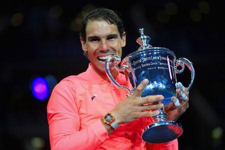 Rafael Nadal noi gi sau khi lan thu 3 dang quang US Open? - Anh 1
