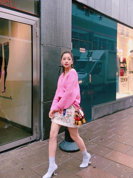 'Hoc lom' cach trang diem dep khong ti vet cua hotgirl Chi Pu - Anh 5