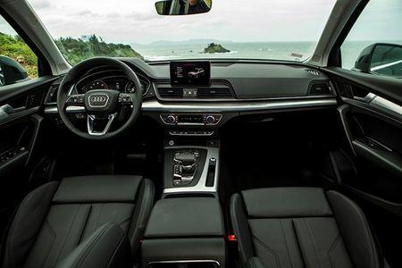 9 diem moi dang gia nhat cua mau Audi Q5 2018 tai Viet Nam - Anh 9