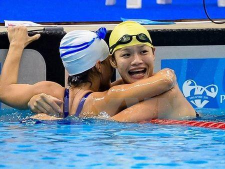 Doan the thao nguoi khuyet tat Viet Nam xuat quan tham du Para Games 9 - Anh 1