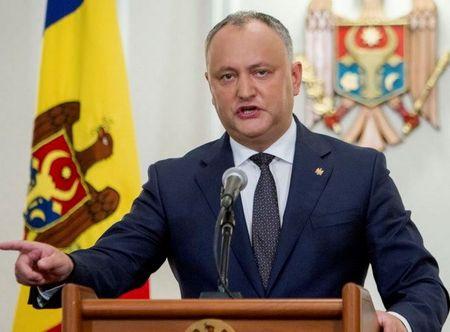 Tong thong Moldova tuyen bo se khong ky du luat chong Nga - Anh 1
