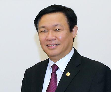 Pho Thu tuong Vuong Dinh Hue tham, lam viec tai chau Au - Anh 1