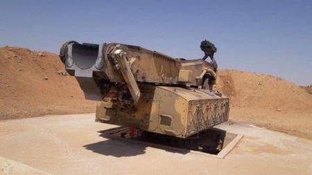 S-200 Syria 'khe' hut F-15 Israel tren troi Lebanon? - Anh 1