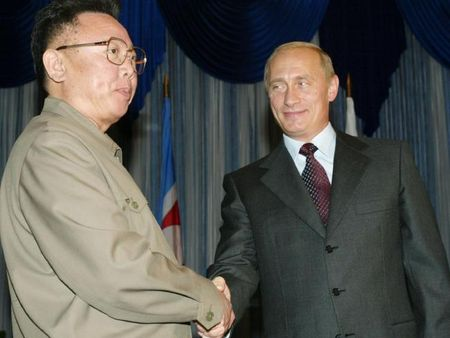 Ban co Trieu Tien trong tay Tong thong Putin - Anh 3