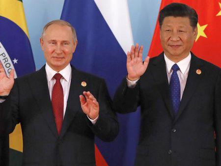 Ban co Trieu Tien trong tay Tong thong Putin - Anh 4