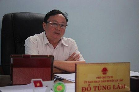 Binh Dinh: Thu pham tan pha hon 43ha rung van 'trong vong bi an' - Anh 2
