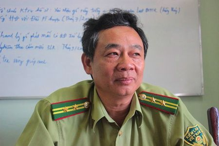 Binh Dinh: Thu pham tan pha hon 43ha rung van 'trong vong bi an' - Anh 3