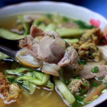 9 dac san 'khong ngon khong lay tien' o Thai Binh - Anh 4