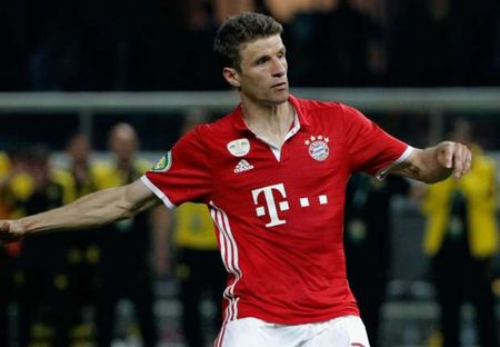 TIET LO: Thomas Muller tung muon gia nhap Man Utd - Anh 1