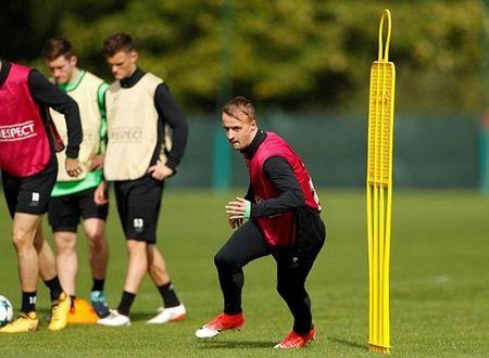 Rodgers dan do 'vu khi bi mat' truoc tran gap PSG - Anh 5
